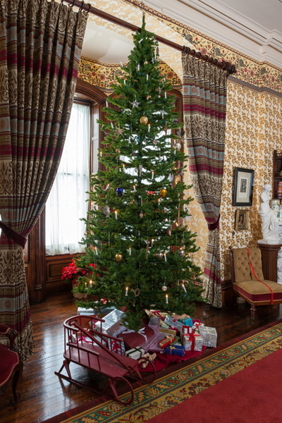 A Victorian Christmas at the Ramsey House | Historic Sites ...