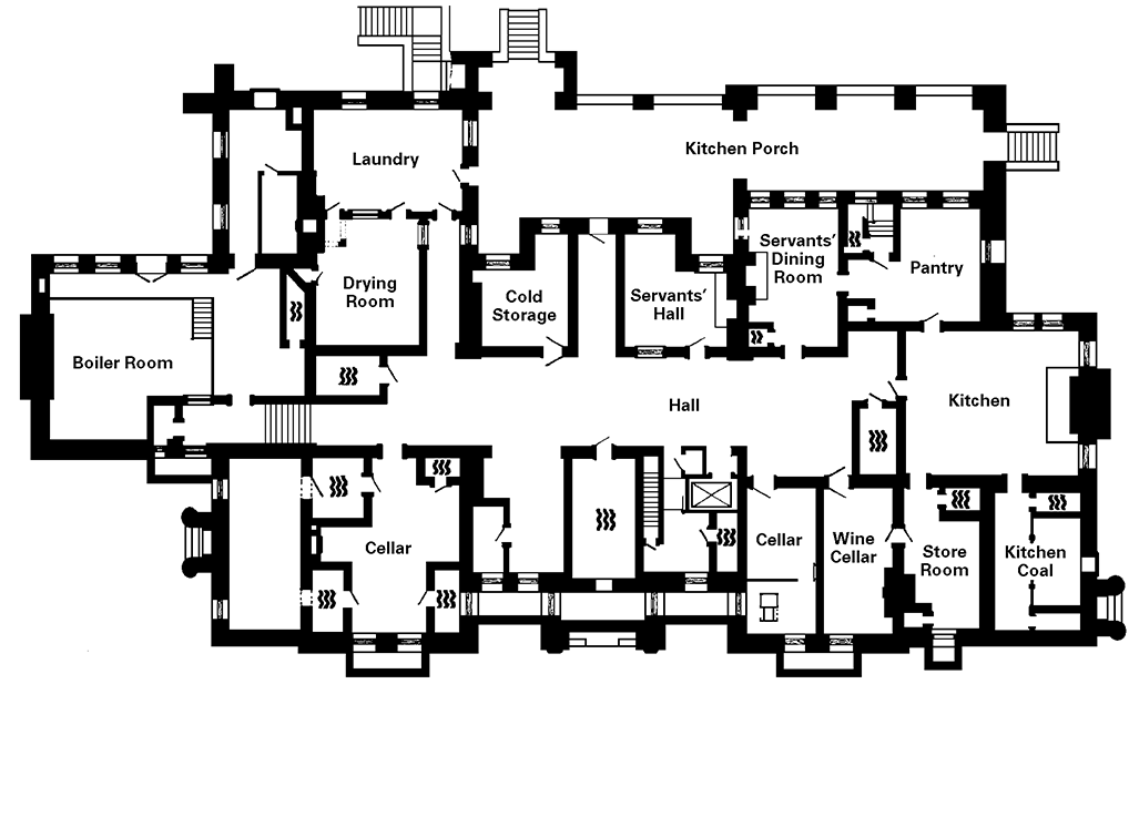 James j hill house house plan 2017 for Hill house design