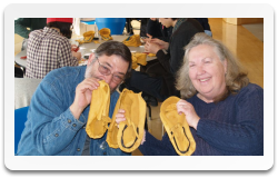 Ojibwe Moccasin Workshop